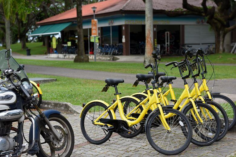 ofo ties up with Star Holiday Mart to offer Singapore cycling tours