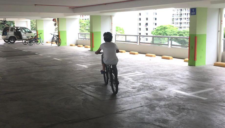 Under Fai's coaching she managed to cycle confidently in just 2 hours