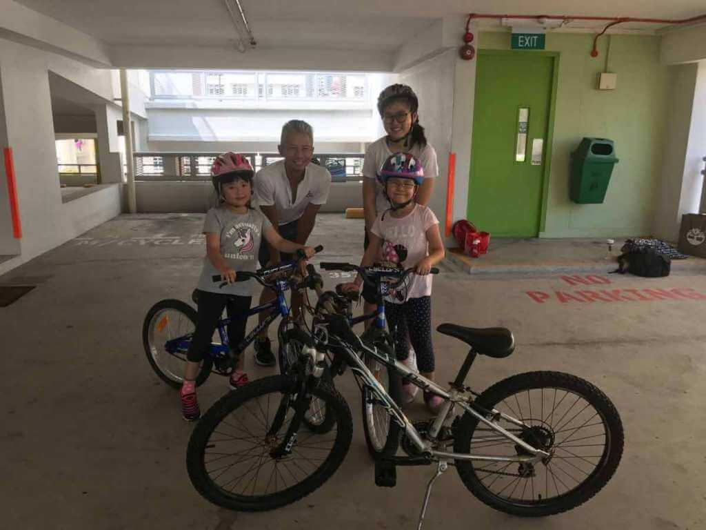 able to cycle in just 2 hours of lessons