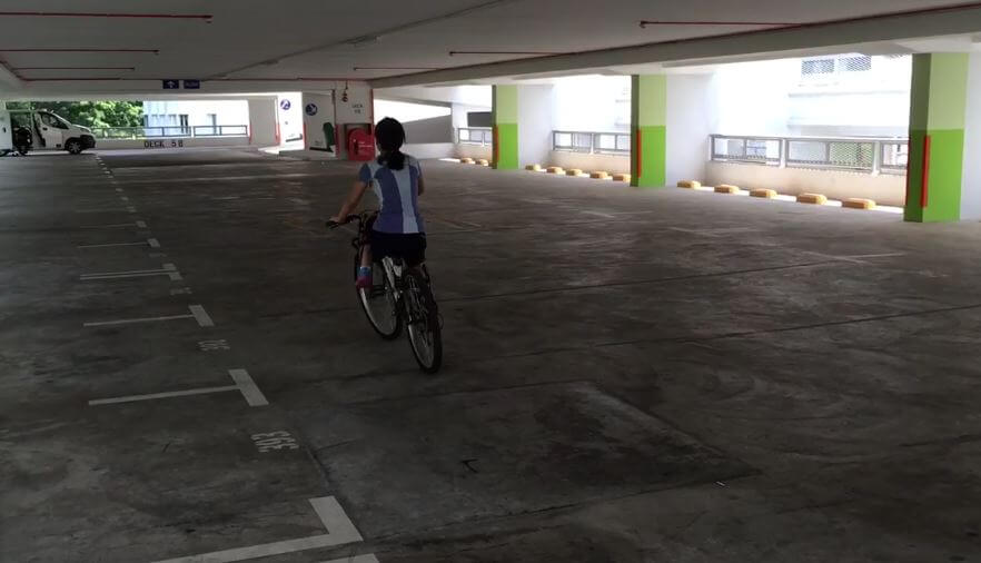 Fai was very patient when he was coaching my daughter. In just 2 sessions, my daughter is able to cycle quite well.