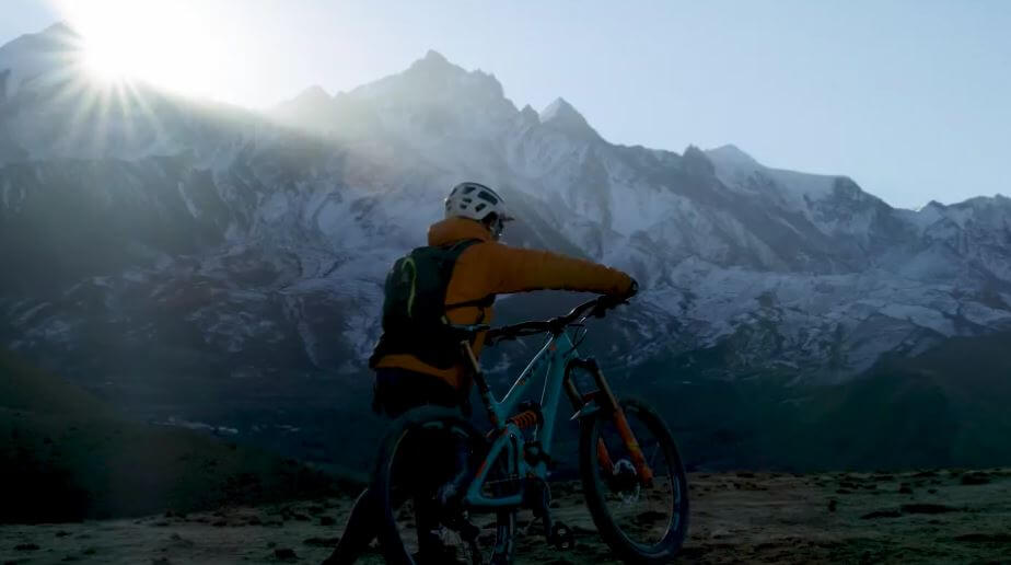 This Self-Taught Nepali Mountain Biker Might Be Asia's Fastest
