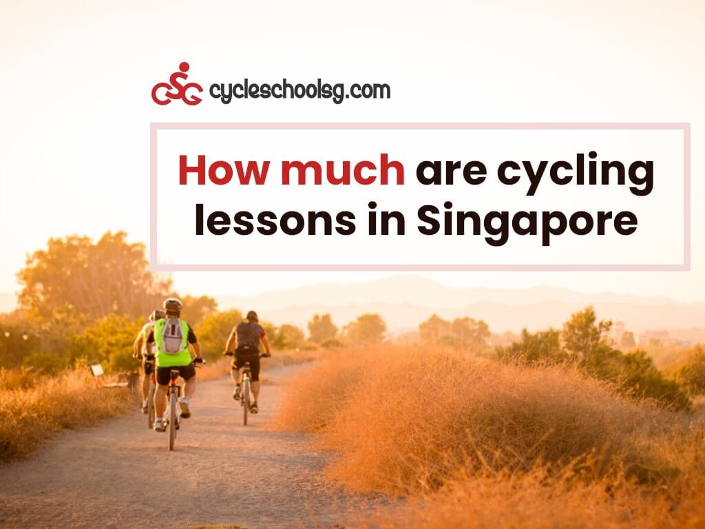 how much are cycling lessons in Singapore